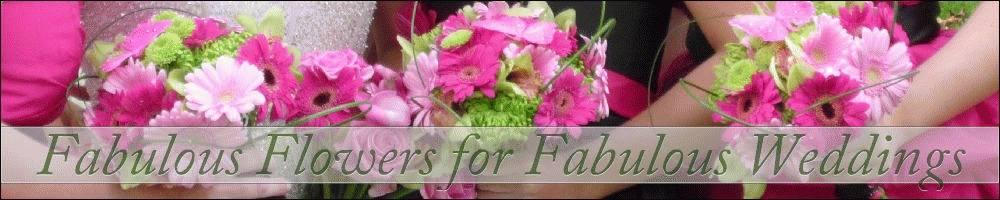 jills fabulous flowers, site logo.