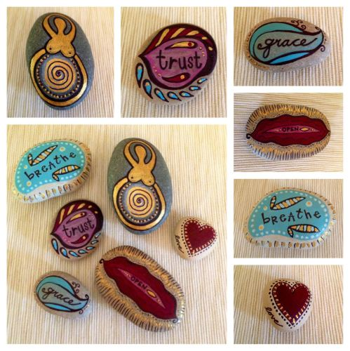 affirmations pebbles hypnobirthing