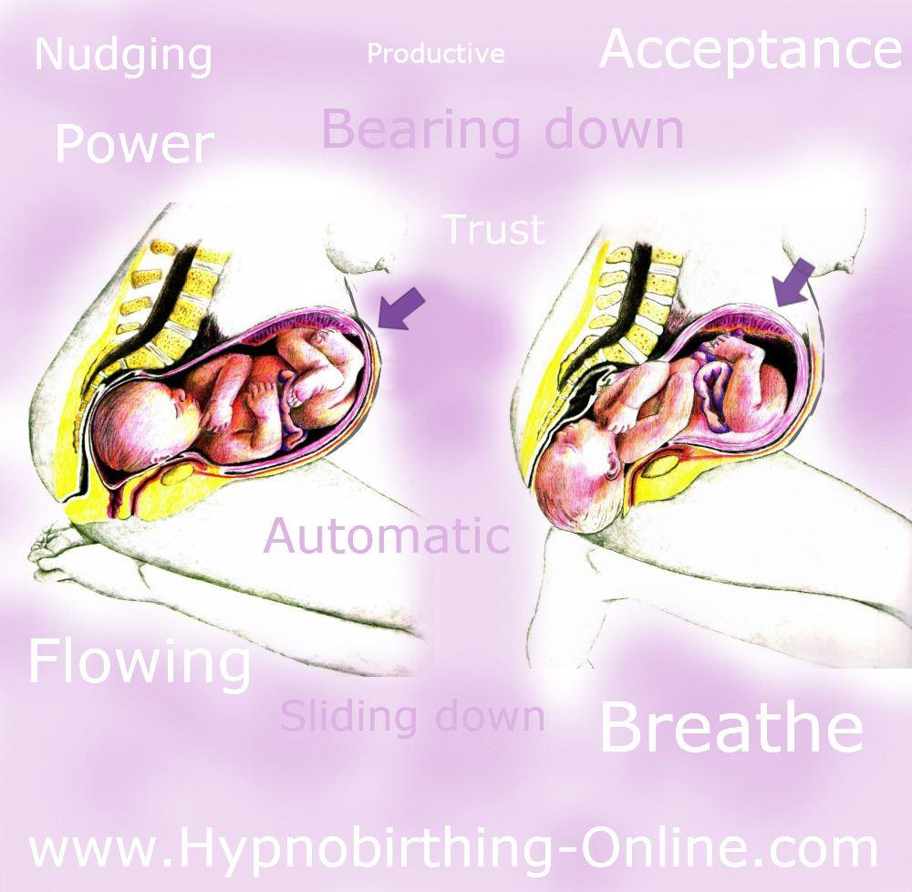2nd stage birthing hypnobirthing online