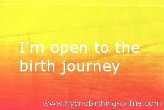 hypnobirthing affirmations