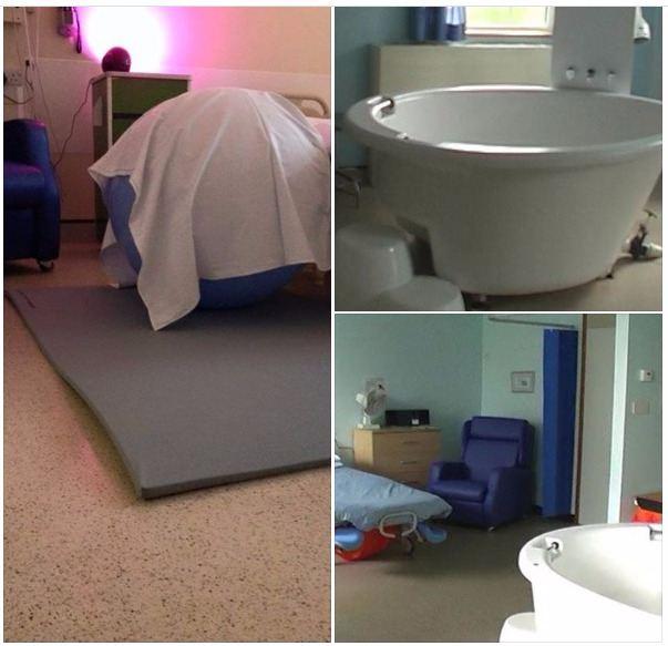 cornwall birth centres treliske penrice helston