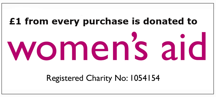 Charity donation Women's Aid