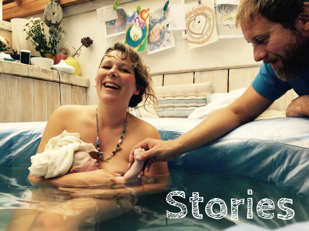 HYpnobirthing birth stories and testimonials