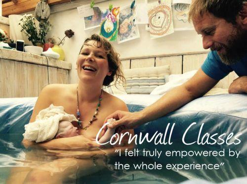 Cornwall hypnobirthing classes
