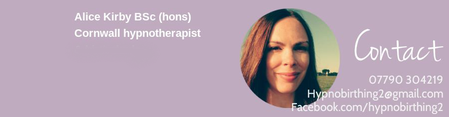 Hypnobirthing Online with hypnotherapist Alice Kirby