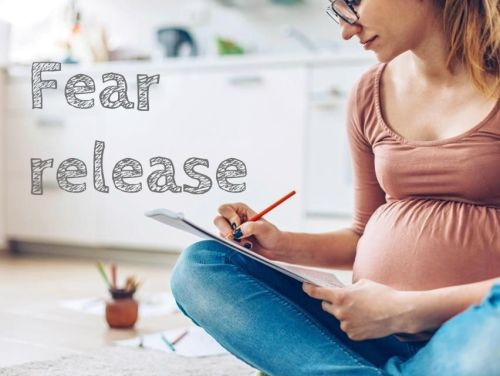 hypnobirthing fear release