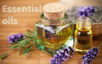 Hypnobirthing essential oils