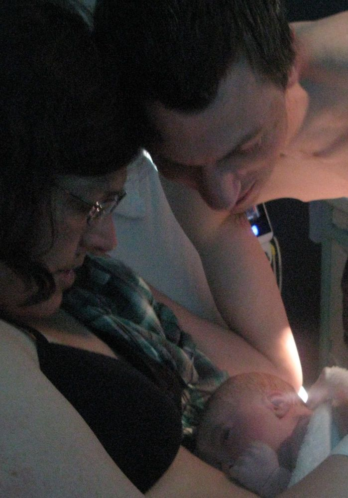 Hypnobirthing induction