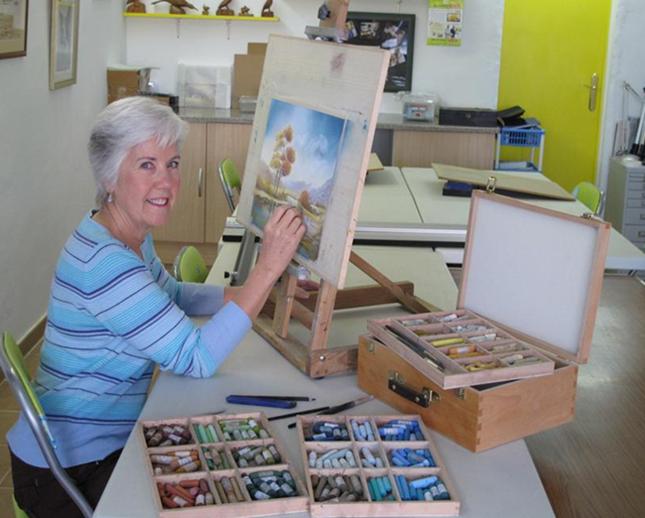 Anne Kerr, Artist