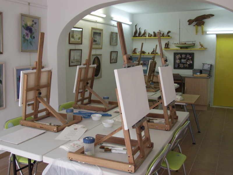 Art Studio class room