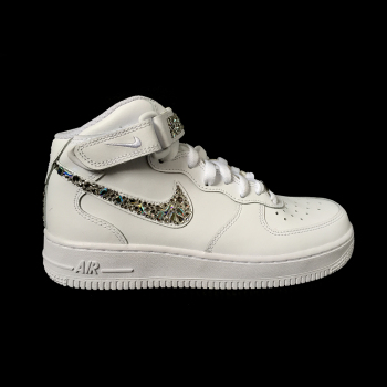 Swarovski Air Force 1 Mid
