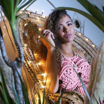 BLUSH Macramé Body Jewellery