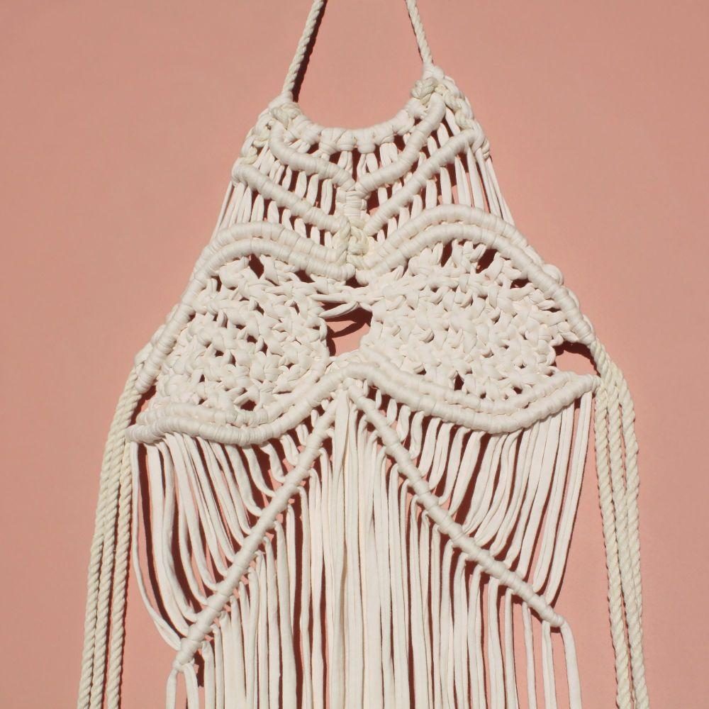 KENDI | Macramé Body Jewellery
