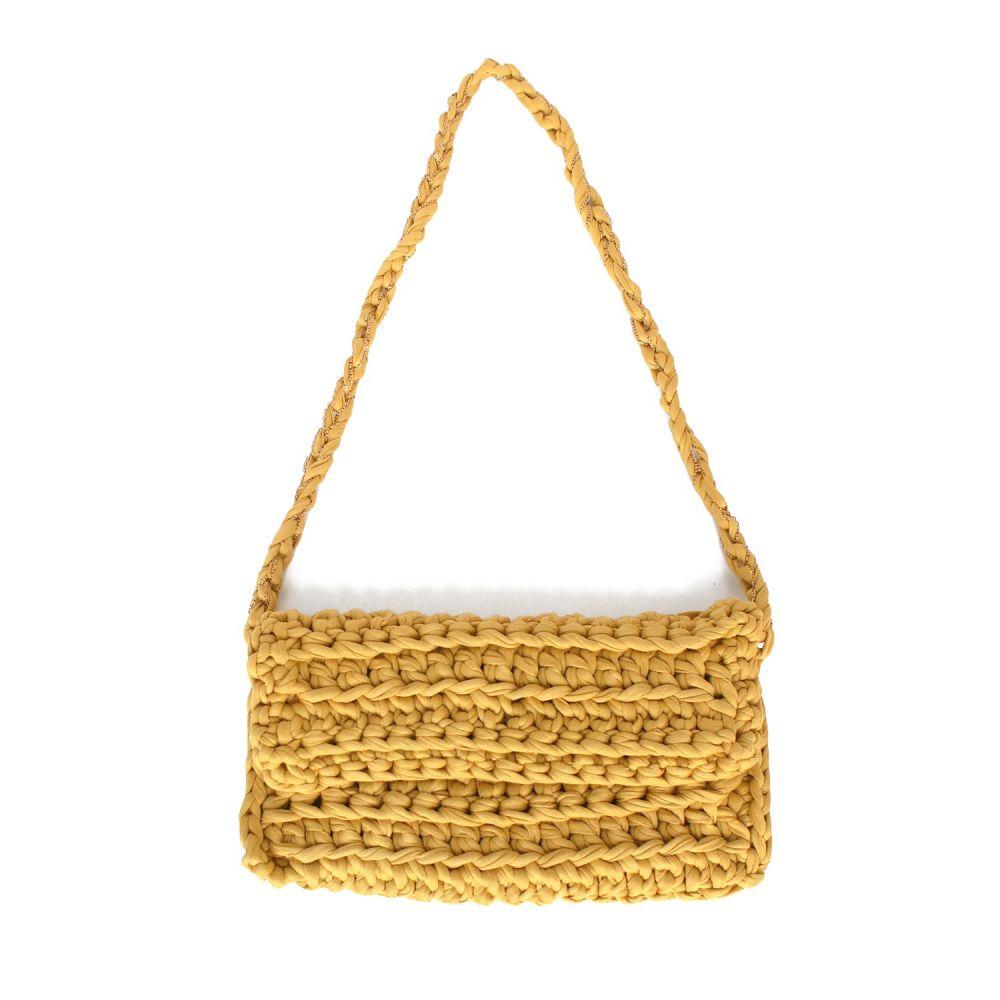 DEMI | Yellow Handbag
