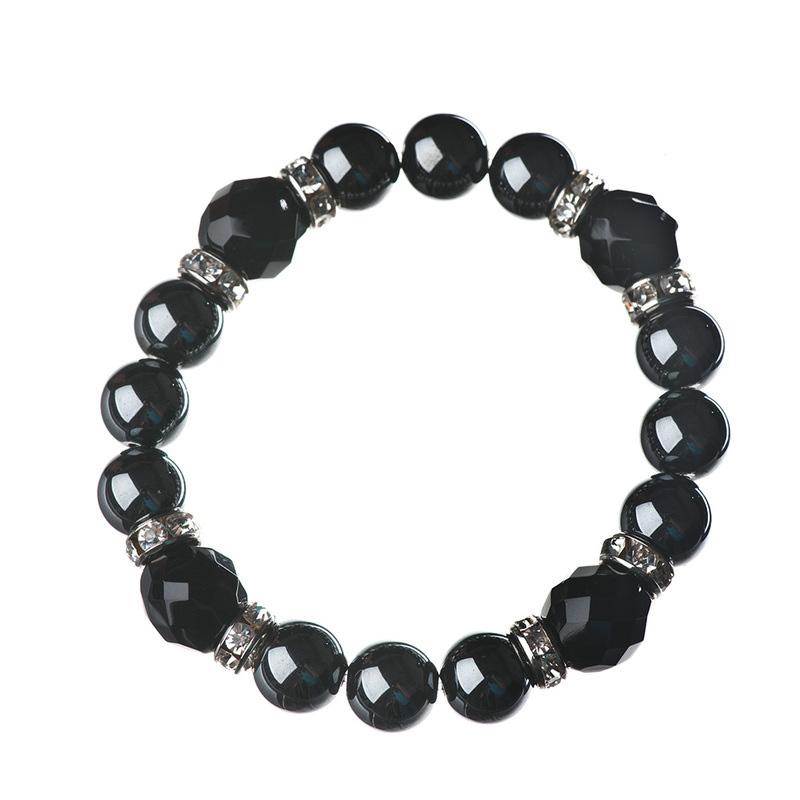 Hematite Bracelet, elisha francis, gemstone jewellery, jewellery online