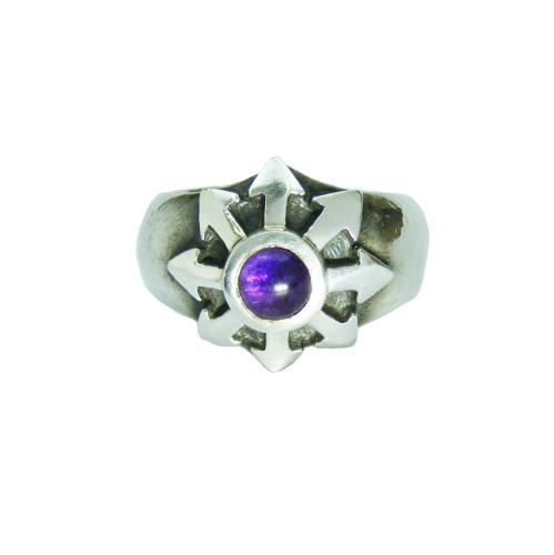Chaos Symbol Ring Type 3