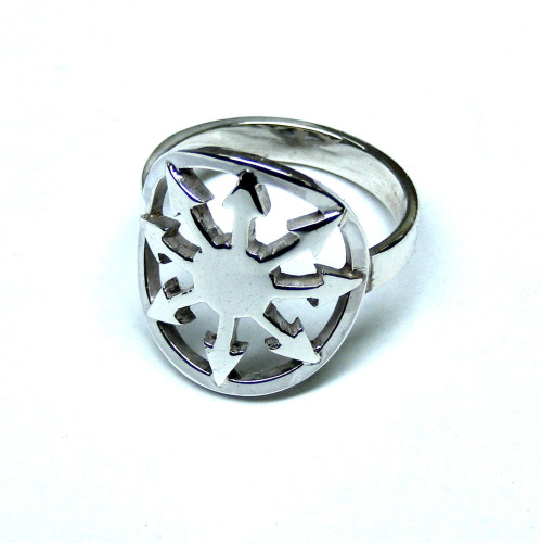 Chaos Symbol Ring Type 4