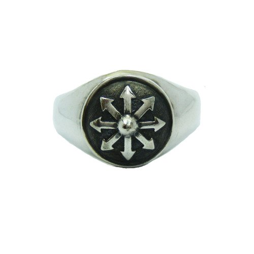 Chaos Symbol Ring Type 1