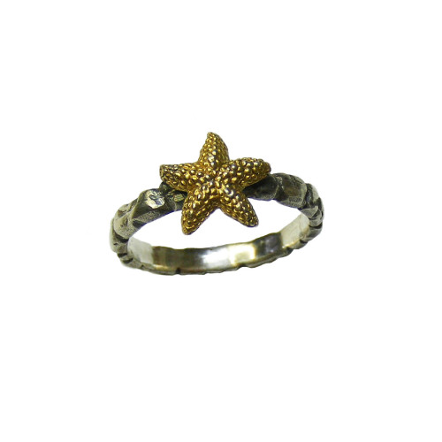 Reef stacking ring - Starfish