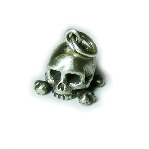 Pirate's Memento Mori Charm