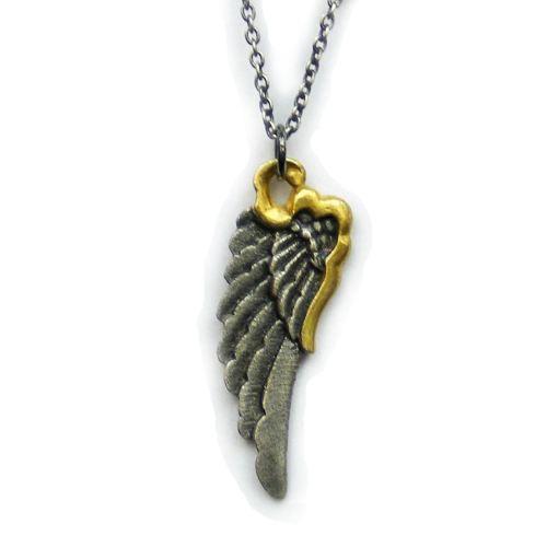 Mercury wing pendant