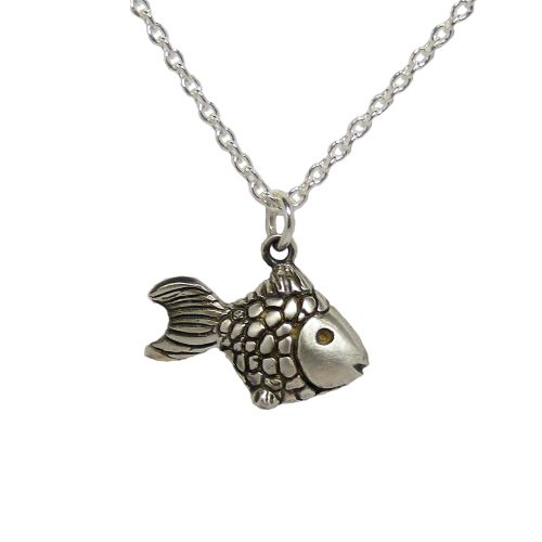 Little Fish Charm