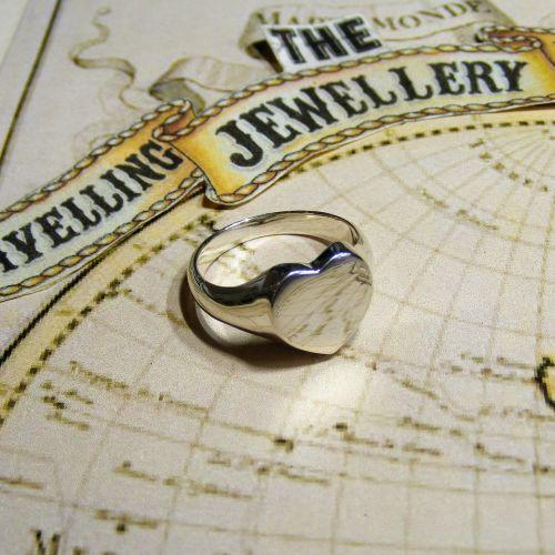 Heart Signet ring