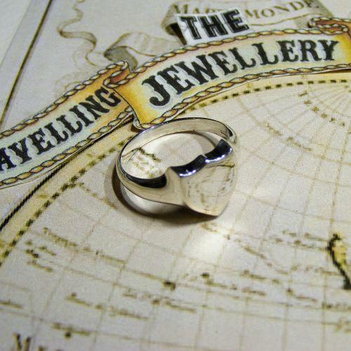 Sheild Signet Ring