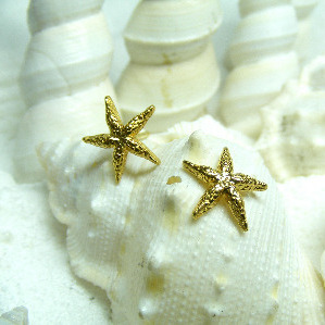 Skinny Starfish Earstuds