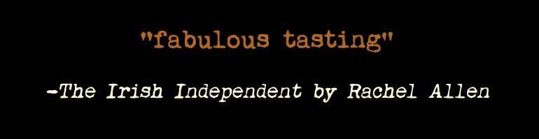 fabulous tasting