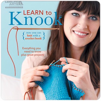 Learn to Knook. 40 pages (Leisure Arts)