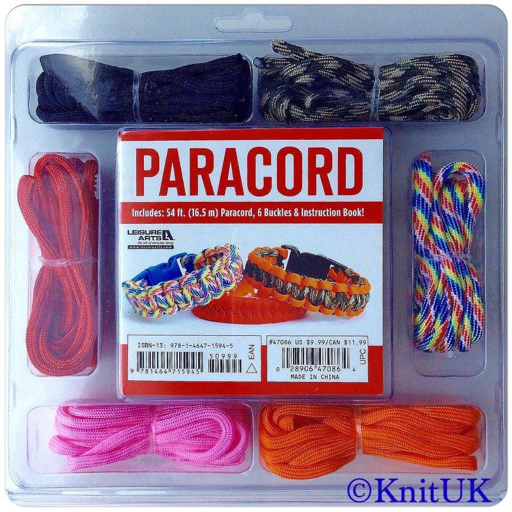 PARACORD Kit. Leisure Arts