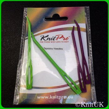 Tapestry Needle Set of 4. KnitPro