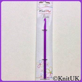 KnitPro Trendz Single Ended Crochet Hook. price starts at