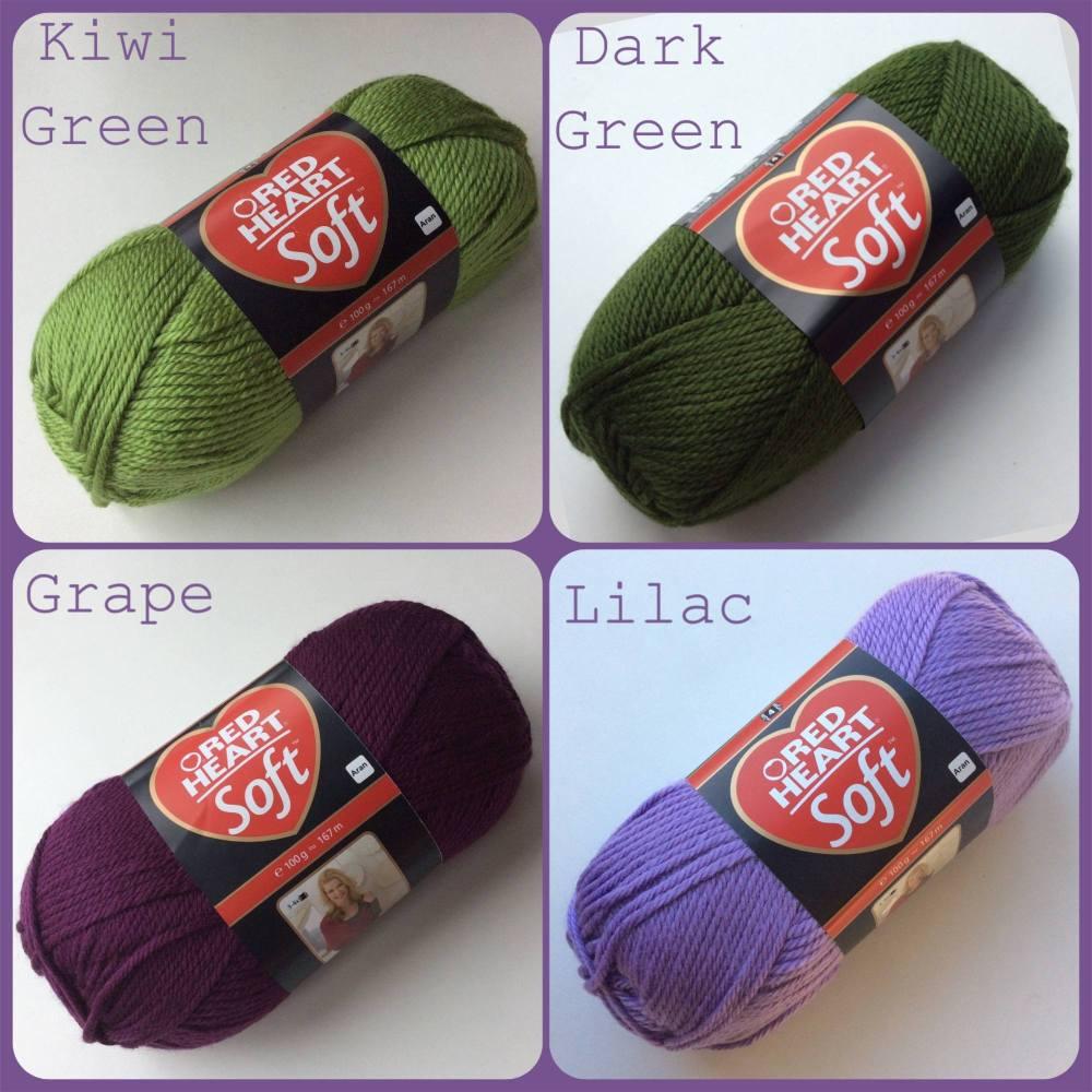 red heart knitting machine instructions