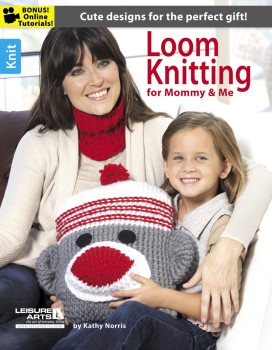Loom Knitting for Mommy & Me (Kathy Norris)