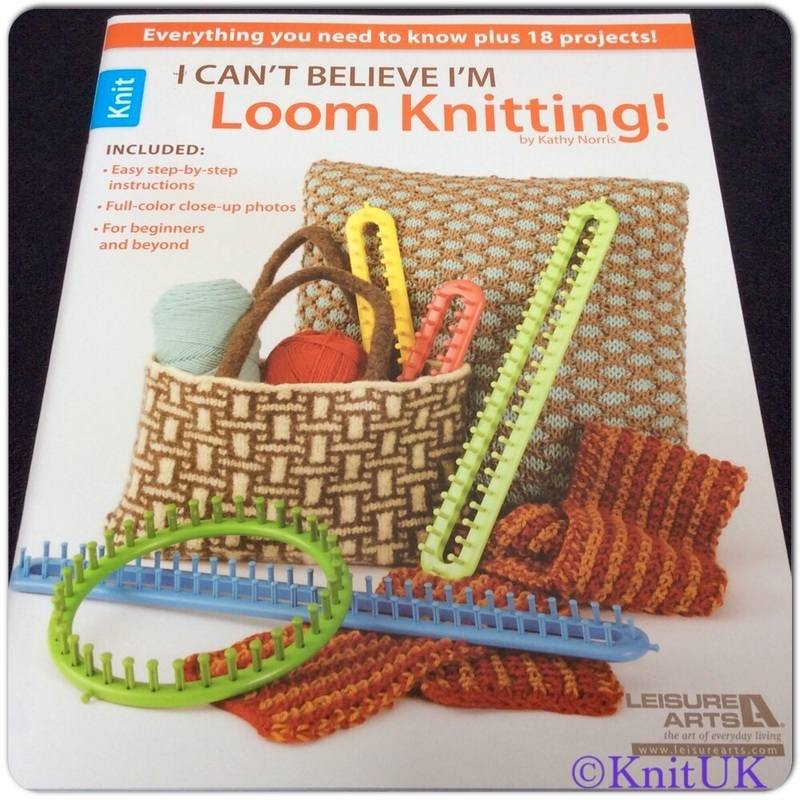 Shop For Knitting Loom Book I Can T Believe I M Loom Knitting By
