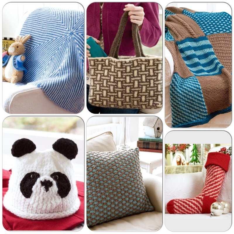 LA I cant believe Im loom knitting 6 pic2