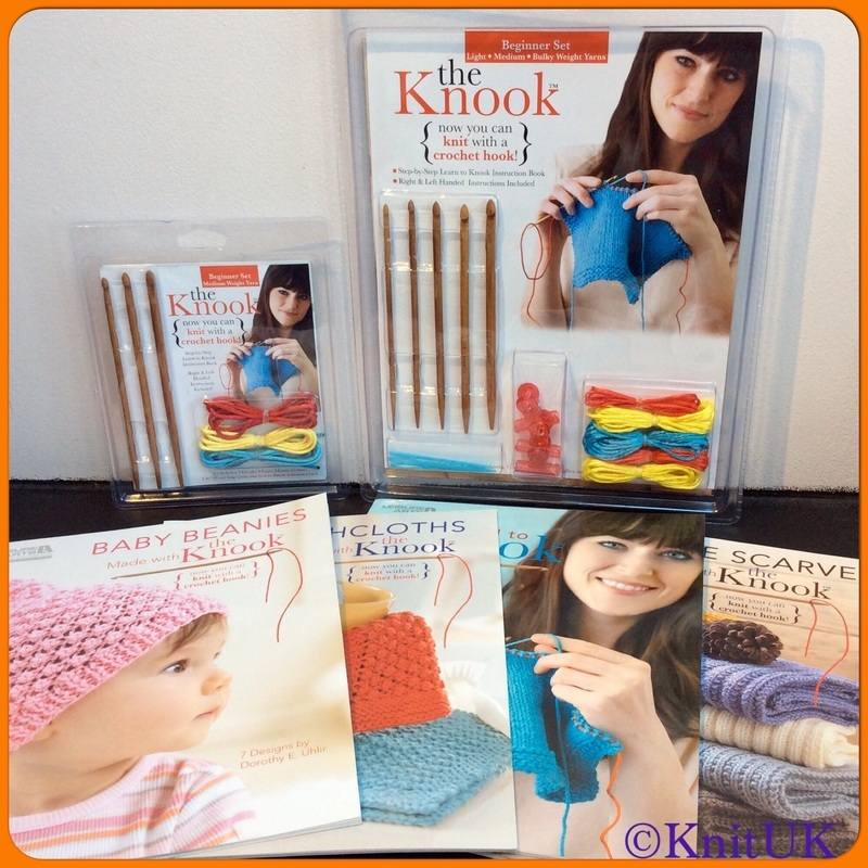 LA knook sets n books