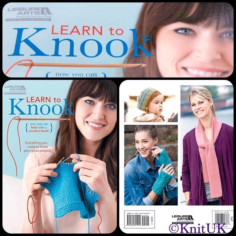 LA learn to knook book f n b