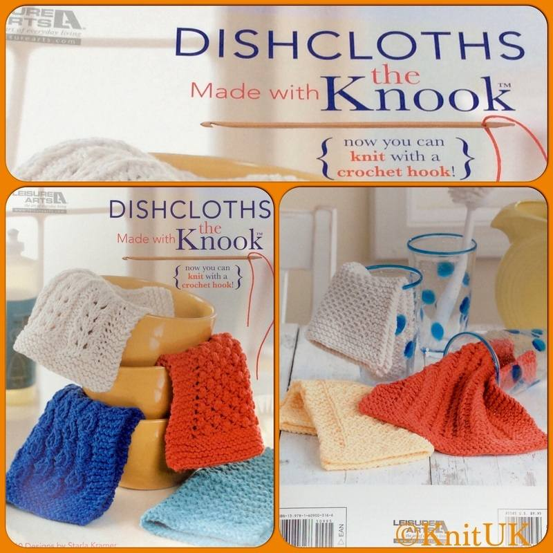 LA dishcloths knook book f n b