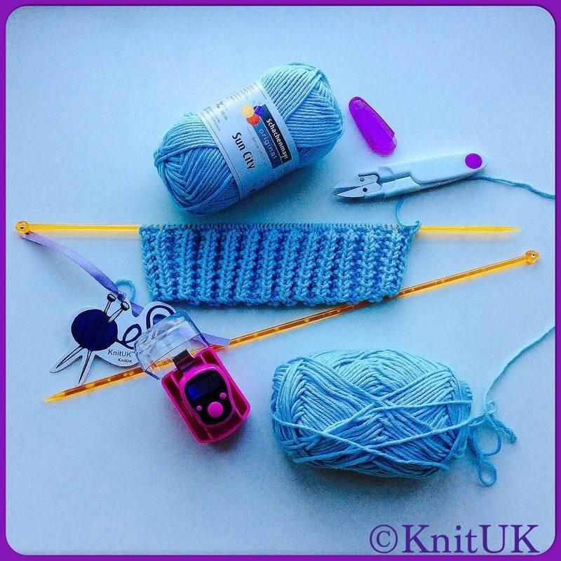 smc sun city yarn needles and tally counter