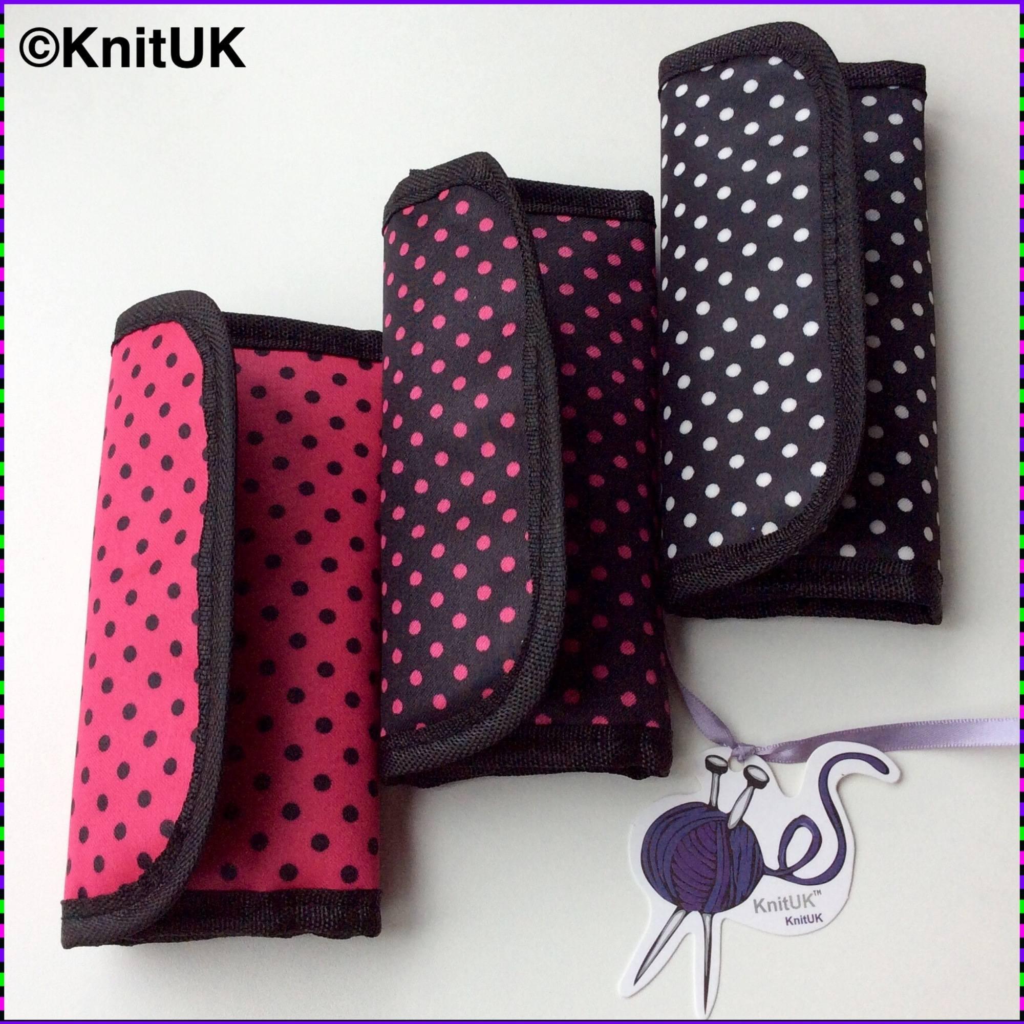 knituk crochet hook set 3 bags