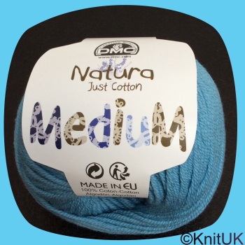 DMC Natura Medium (50g) - 100% Cotton (DK/Aran)