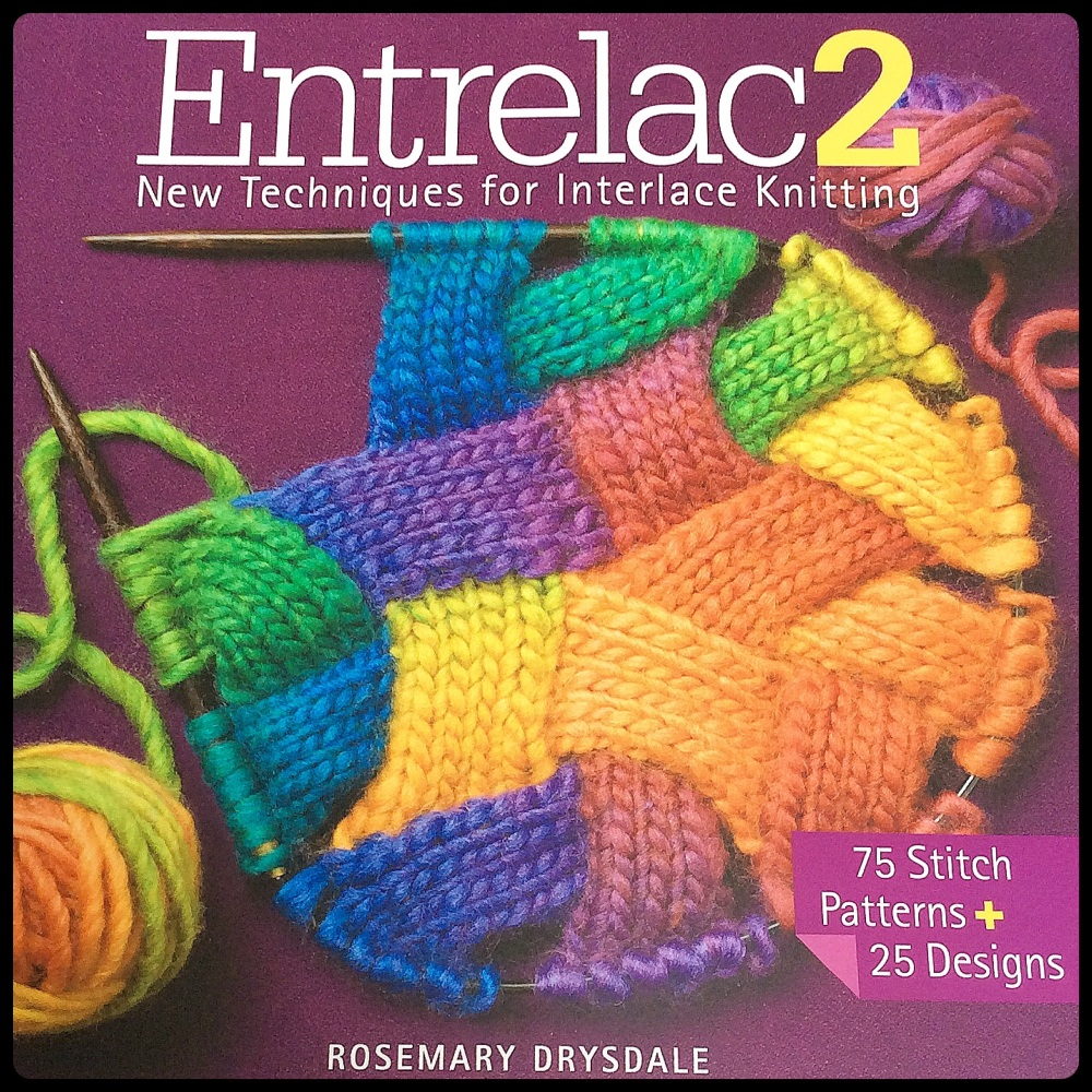 Book Cover Knitting Pattern ~ Patterns on the needles