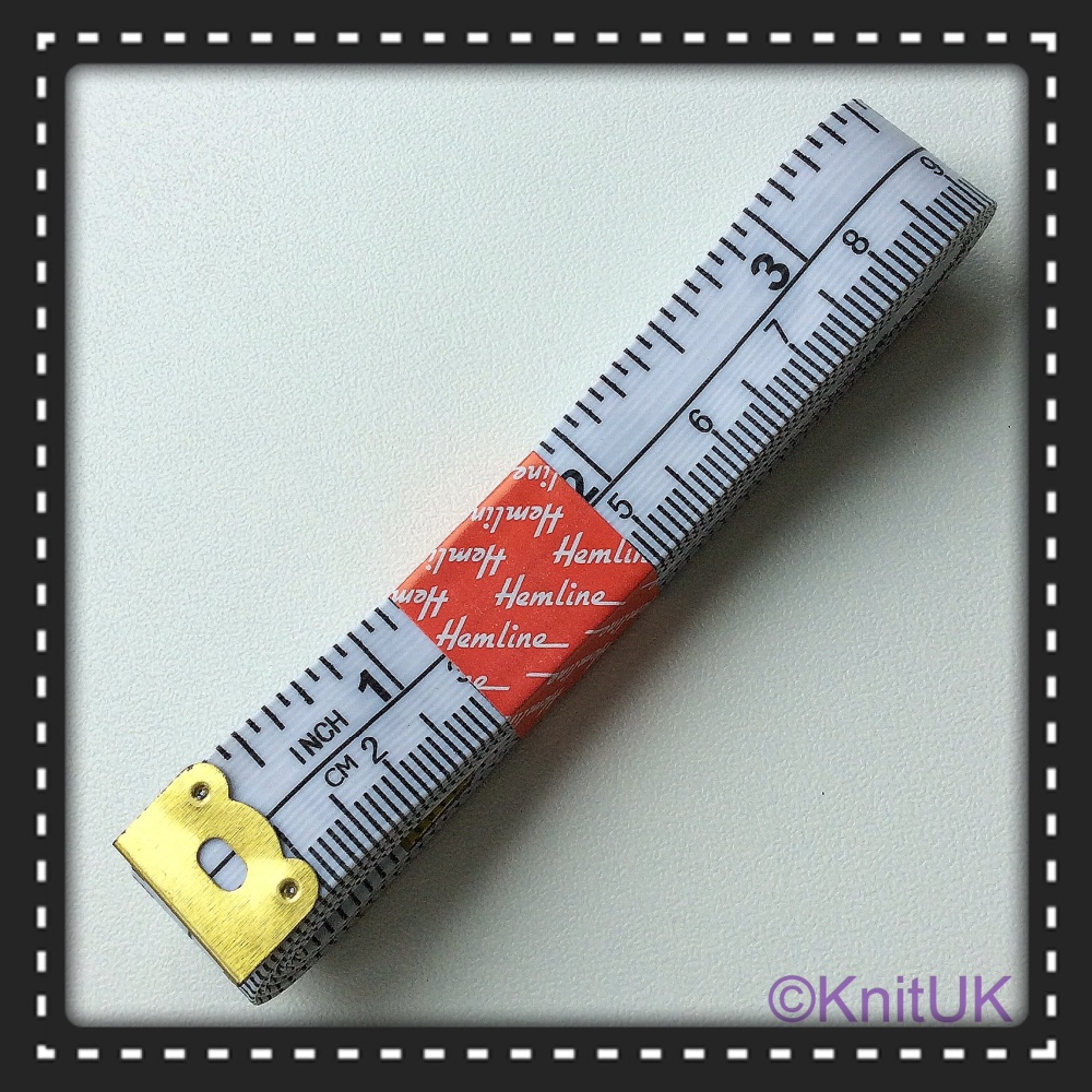 Hemline Analogical Tape Measure.