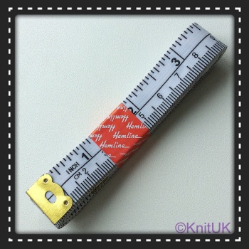 Tape Measure - Analogical (Hemline)
