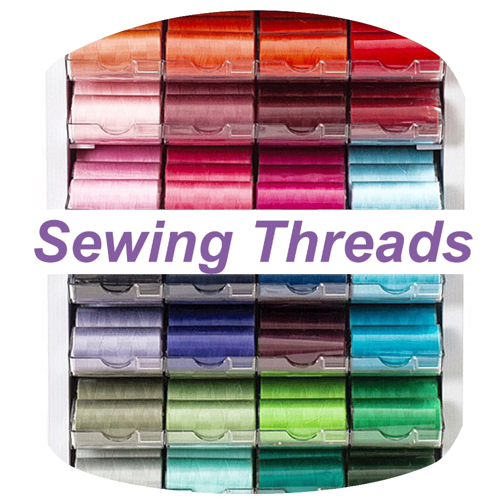 7) Sewing Threads