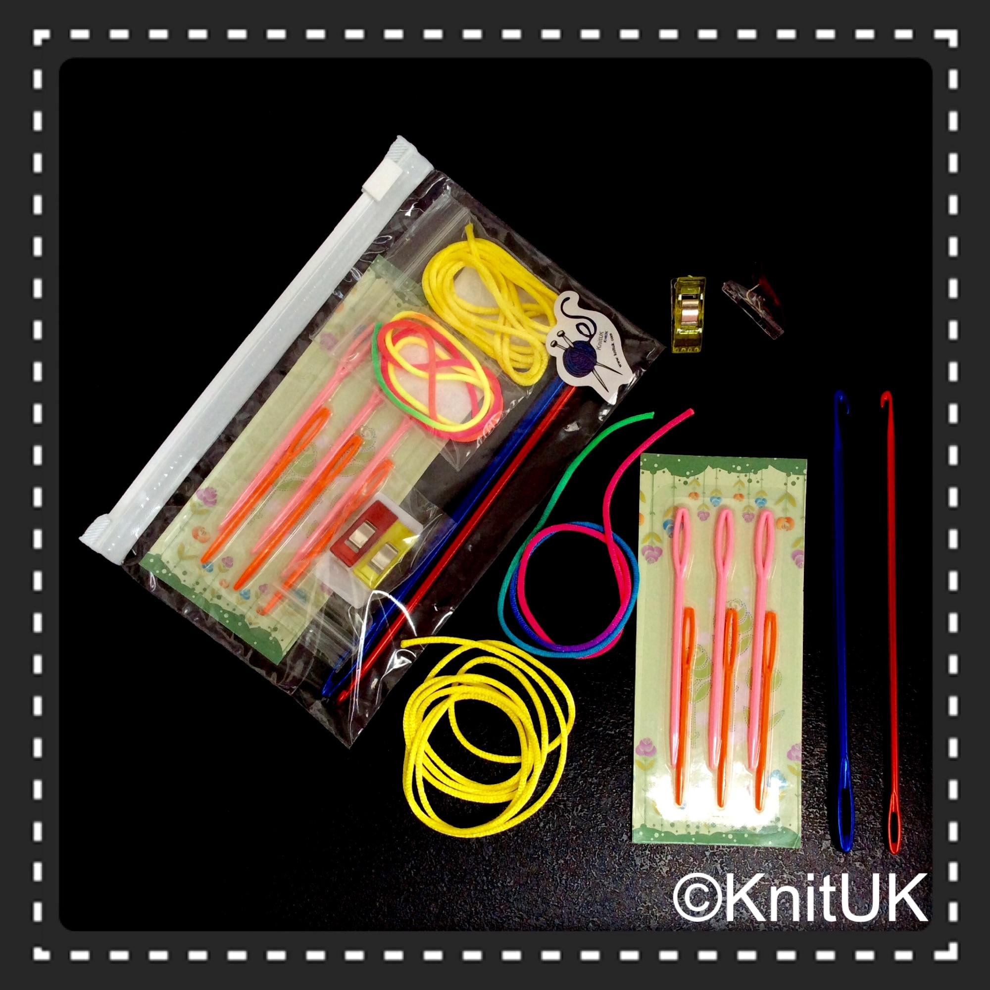 KnitUK Knook Set and items