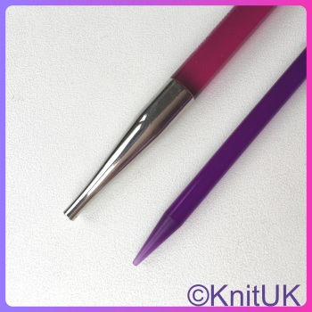 KnitPro Trendz Circular Knitting Needles: Interchangeable. Price starts at